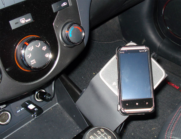 Vehicle car wireless charger